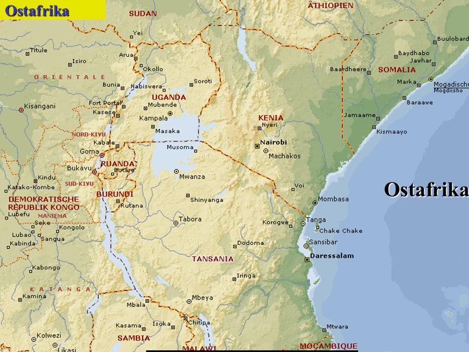Ostafrika Ostafrika
