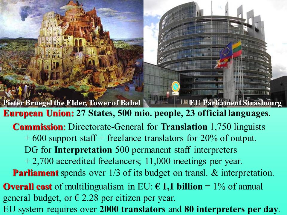 EU Parliament Strasbourg