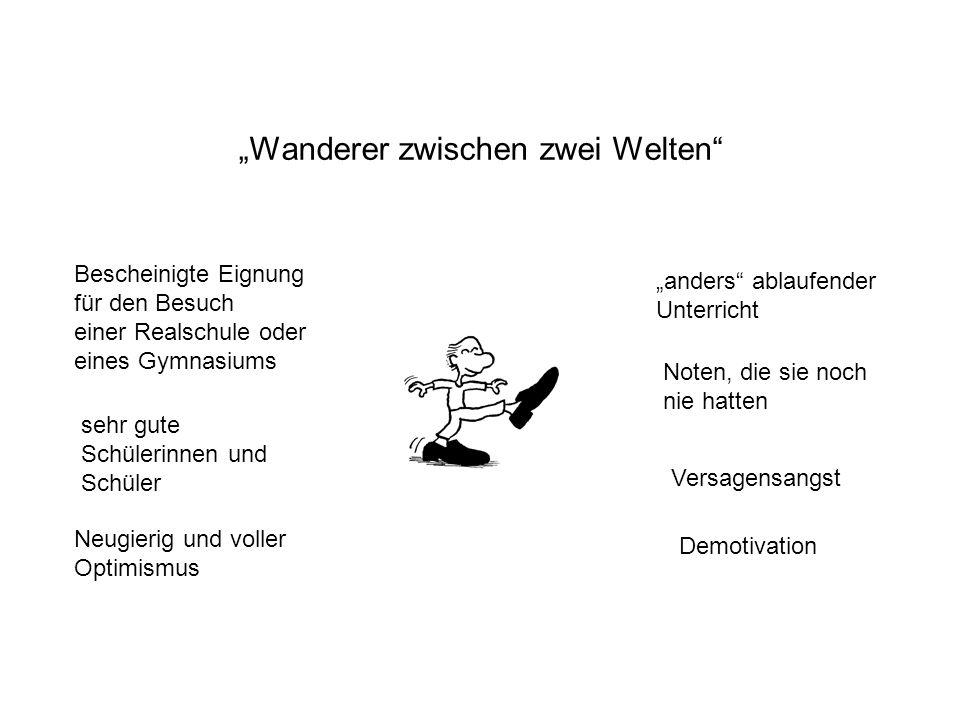 """""""Wanderer zwischen zwei Welten"""