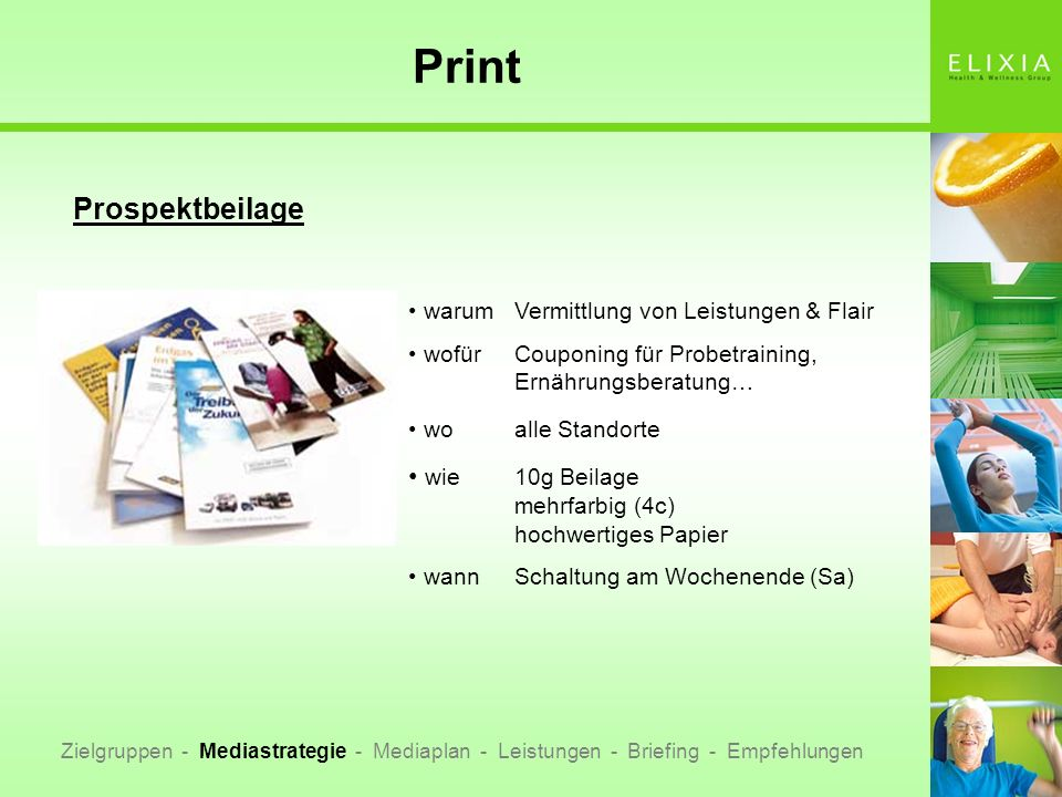 Print Prospektbeilage