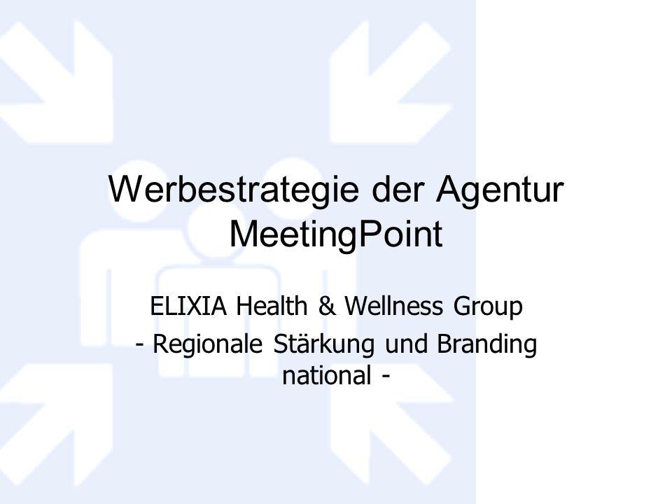Werbestrategie der Agentur MeetingPoint