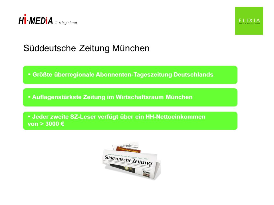 Süddeutsche Zeitung München