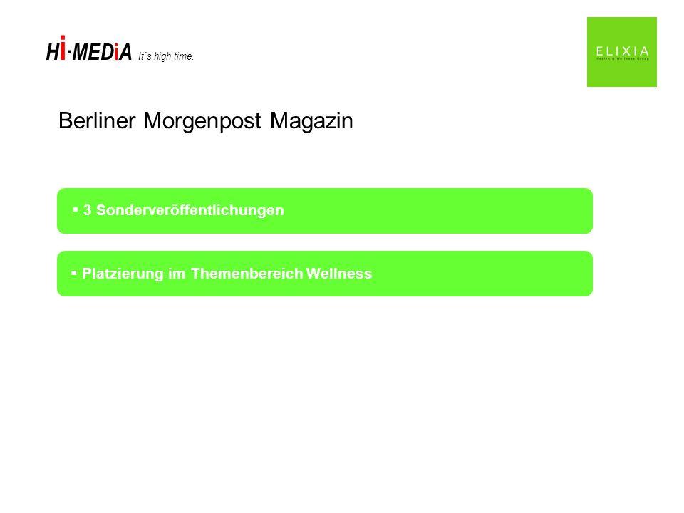 Berliner Morgenpost Magazin