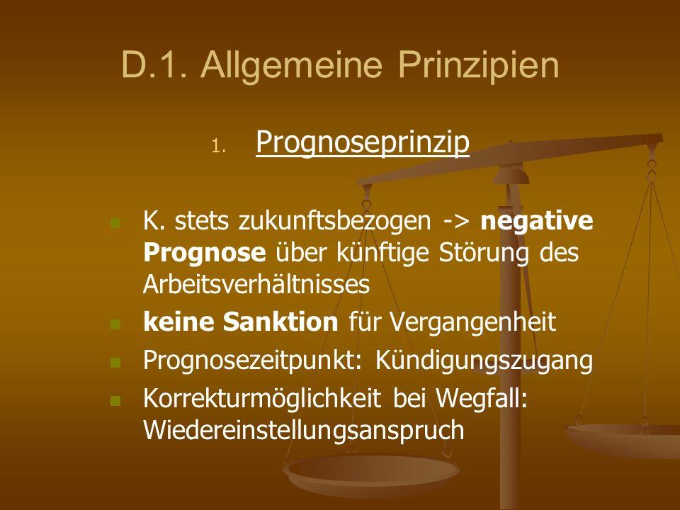 D.1. Allgemeine Prinzipien