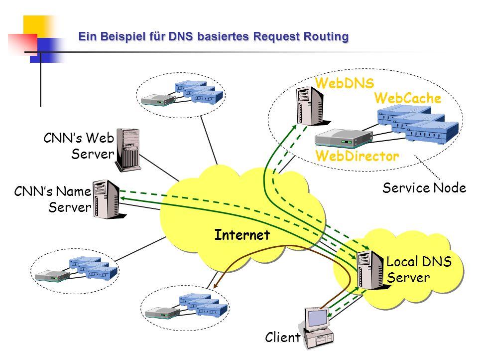 WebDirector WebCache Internet