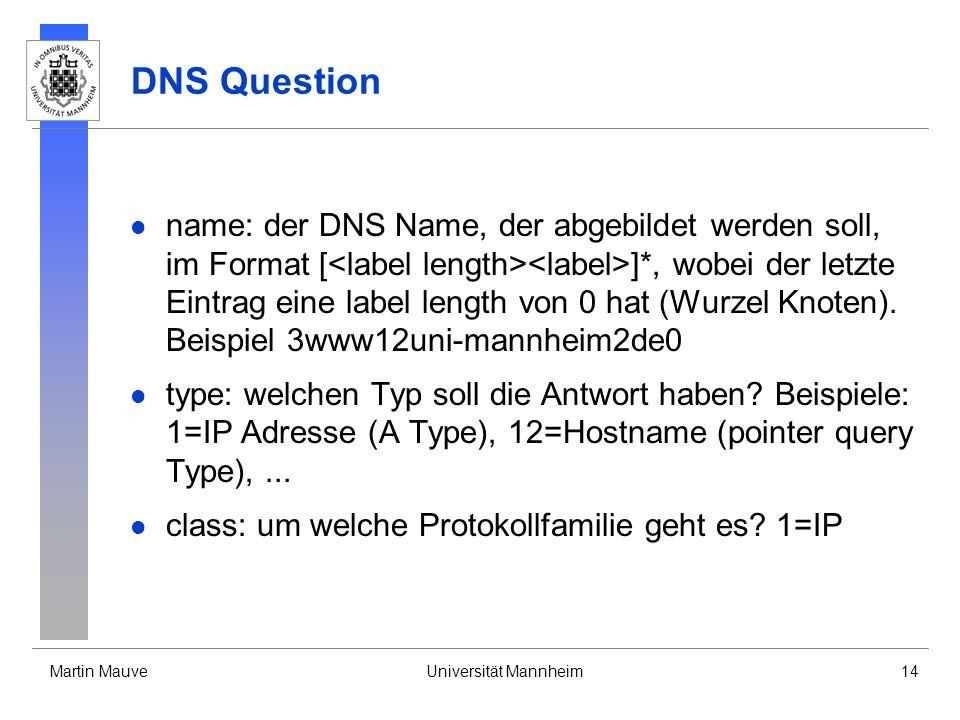 DNS Question