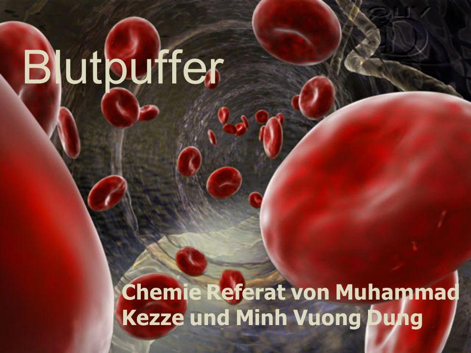 Chemie Referat von Muhammad Kezze und Minh Vuong Dung