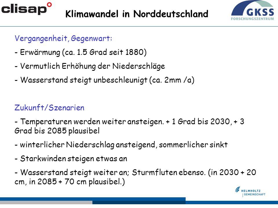 Klimawandel in Norddeutschland