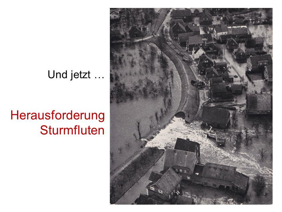 Herausforderung Sturmfluten