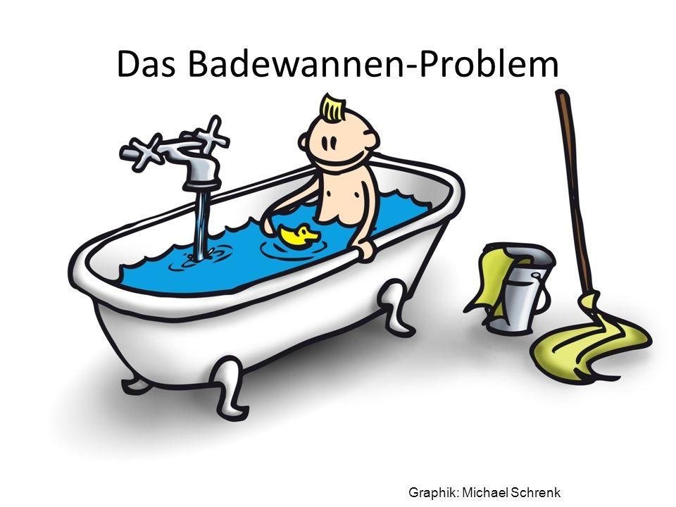 Das Badewannen-Problem