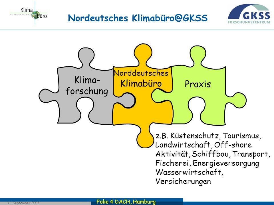 Nordeutsches Klimabüro@GKSS