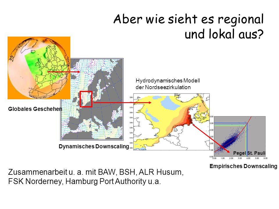 Aber wie sieht es regional und lokal aus