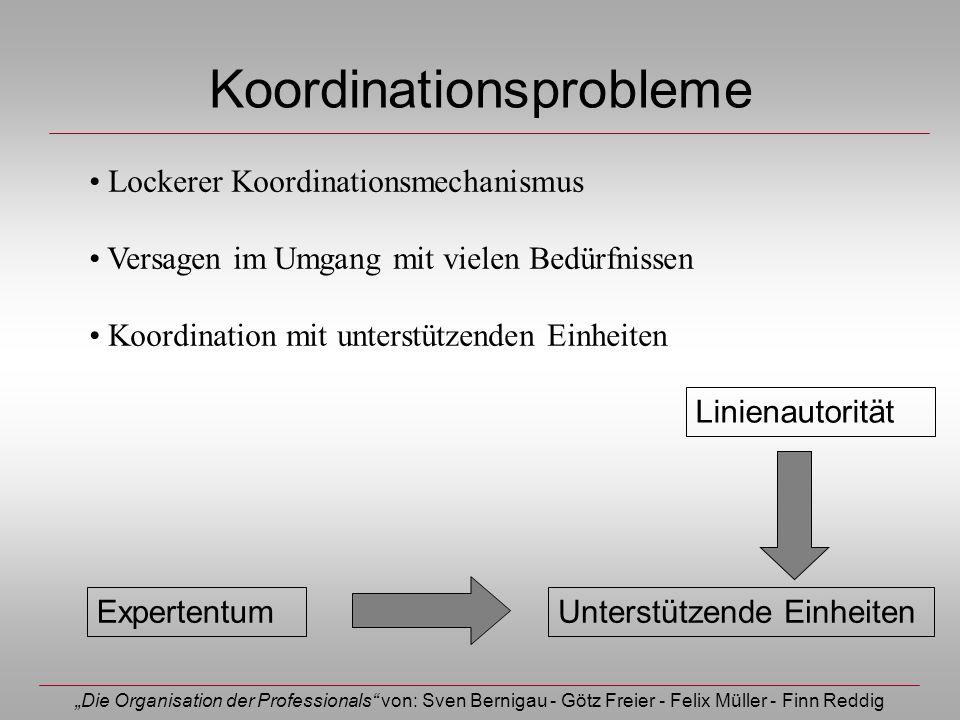 Koordinationsprobleme