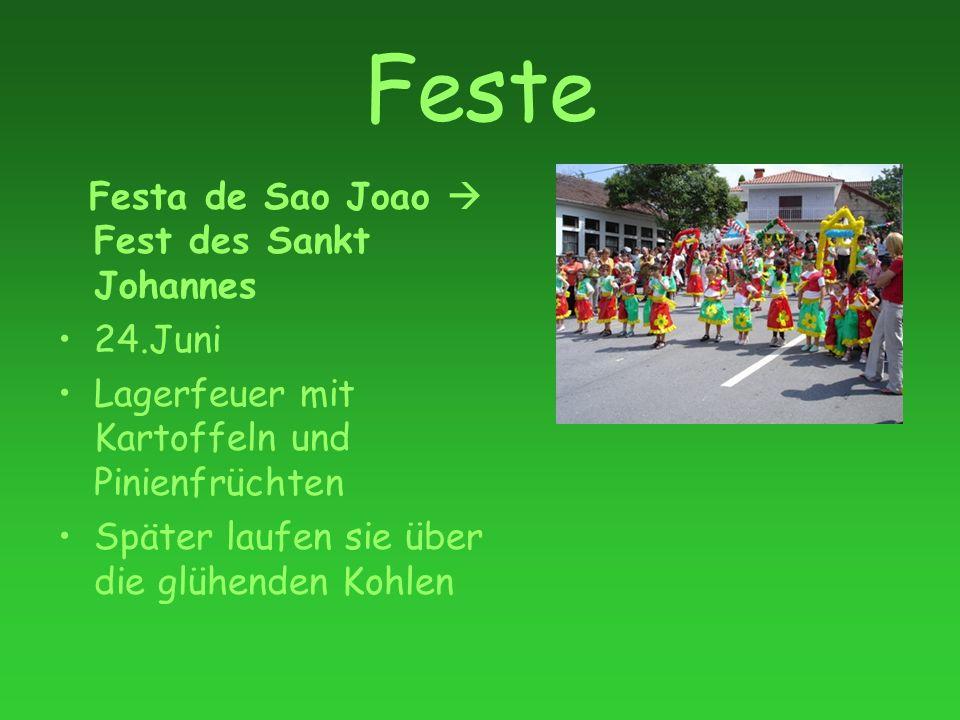 Feste Festa de Sao Joao  Fest des Sankt Johannes 24.Juni