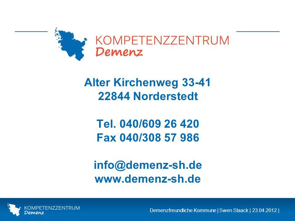 Alter Kirchenweg 33-41 22844 Norderstedt Tel