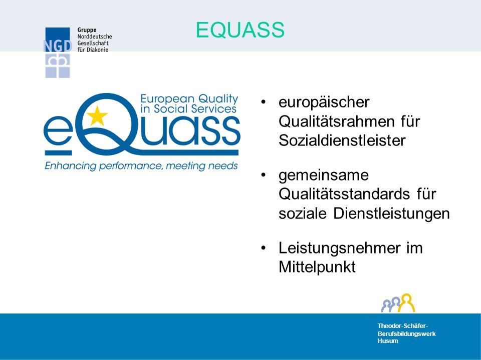 EQUASS europäischer Qualitätsrahmen für Sozialdienstleister
