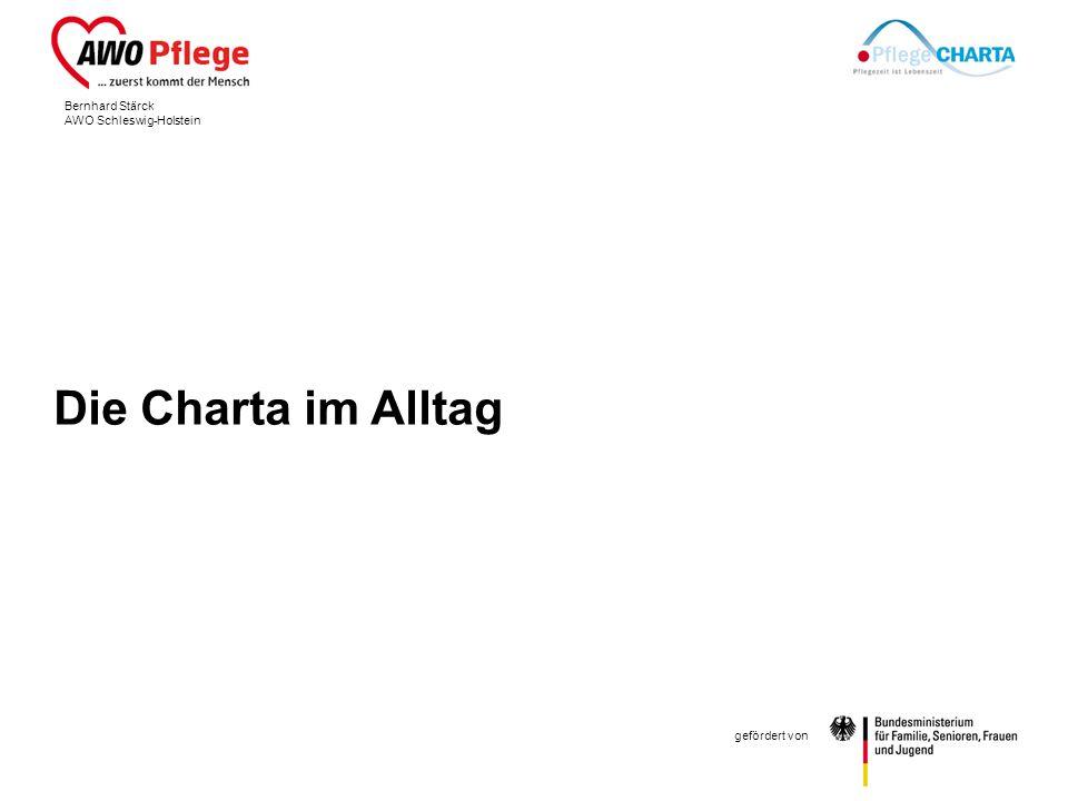 Die Charta im Alltag