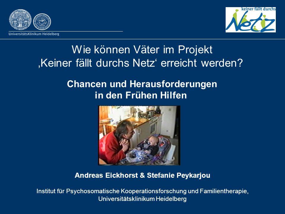 Chancen und Herausforderungen Andreas Eickhorst & Stefanie Peykarjou