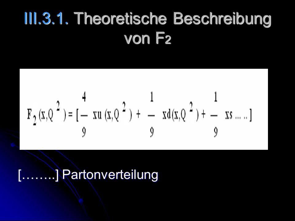 III.3.1. Theoretische Beschreibung von F2