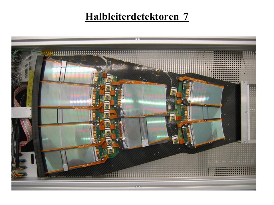 Halbleiterdetektoren 7