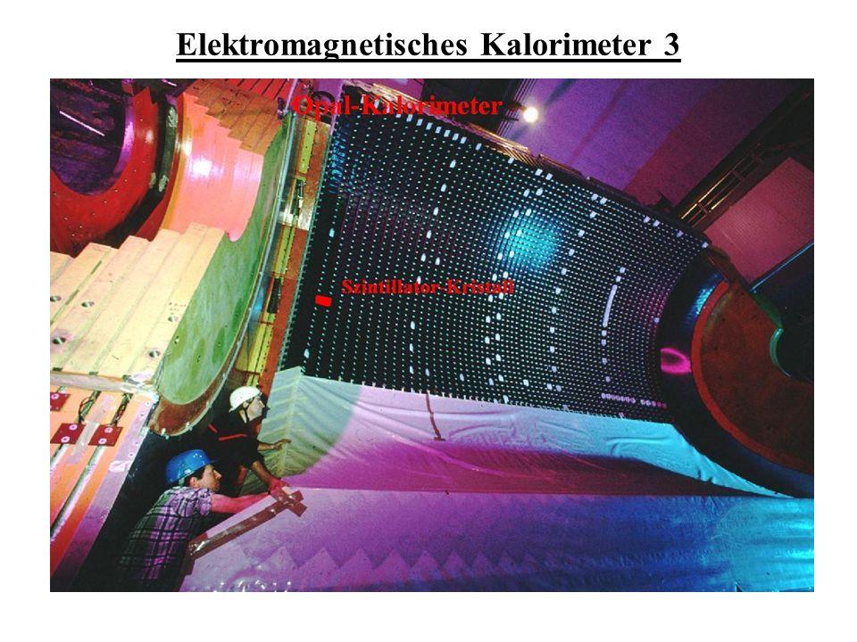 Elektromagnetisches Kalorimeter 3