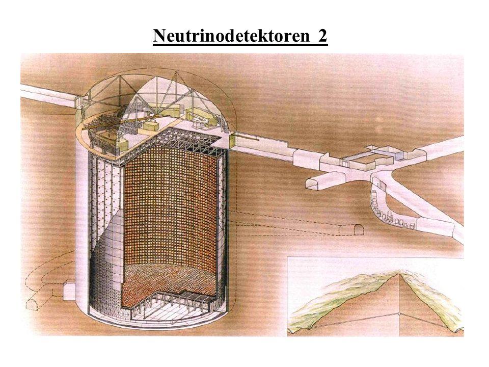 Neutrinodetektoren 2