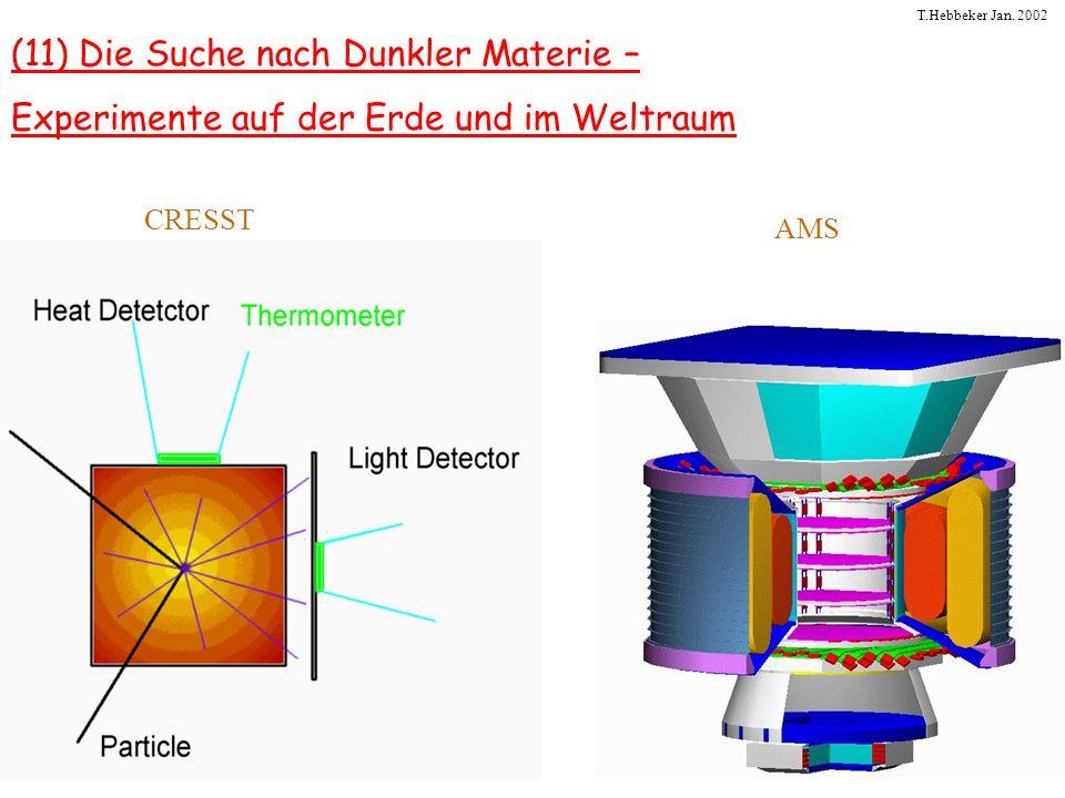 (11) Die Suche nach Dunkler Materie –