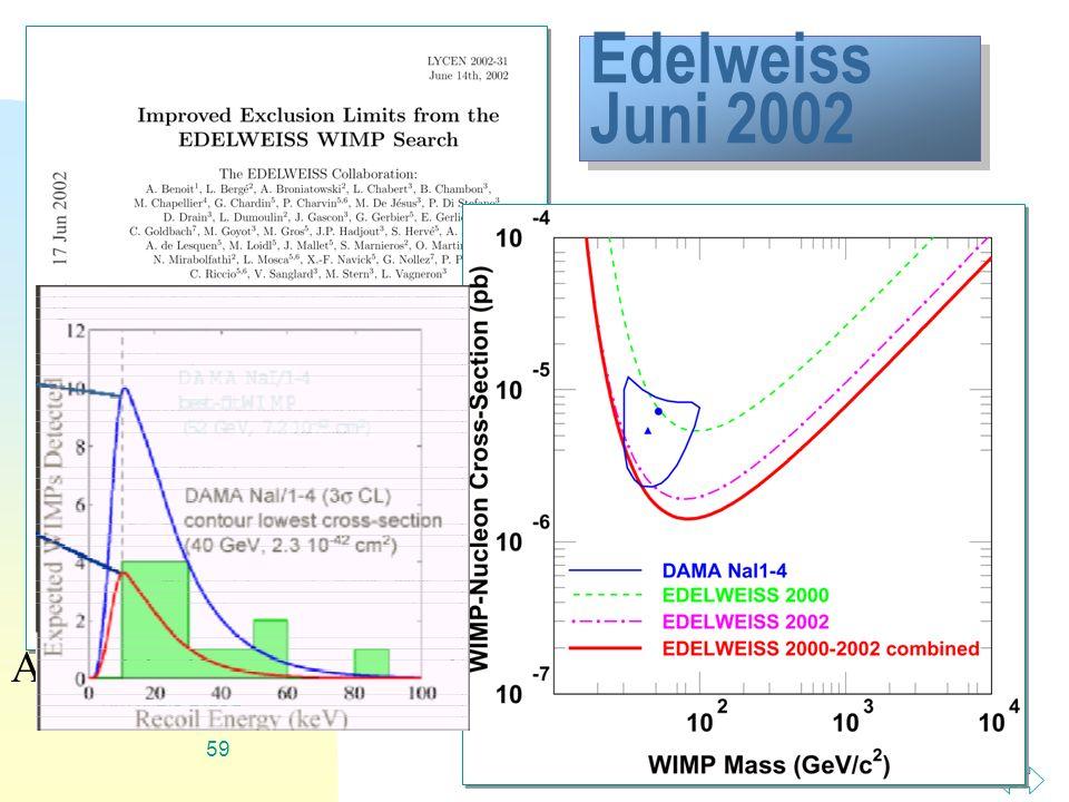 Edelweiss Juni 2002 Ausschließungsgrenzen ! Tim Niels Plasa