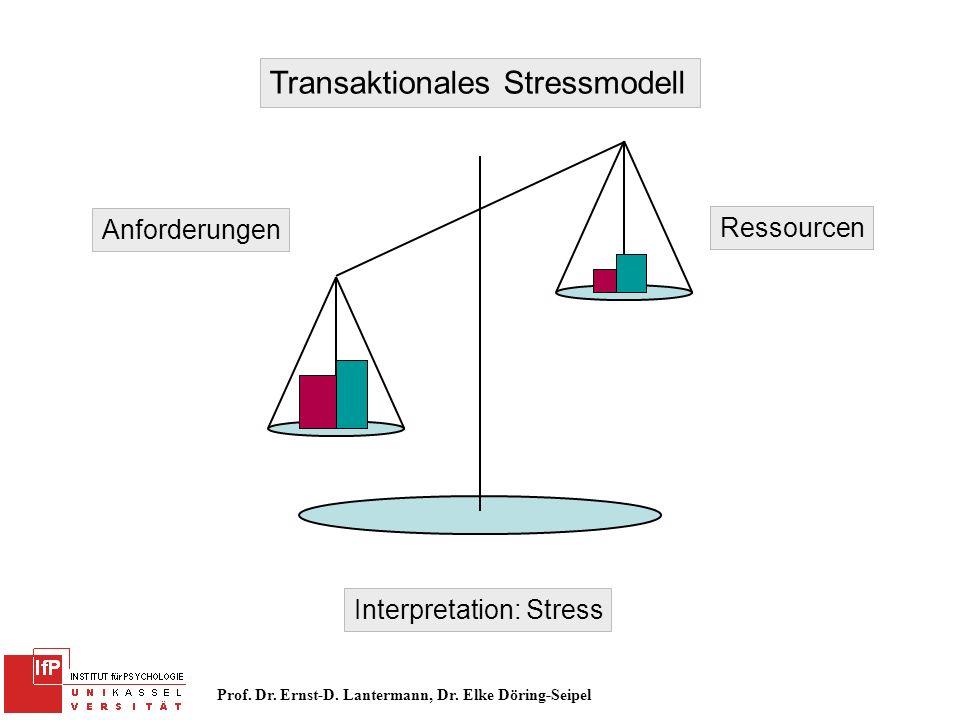 Transaktionales Stressmodell