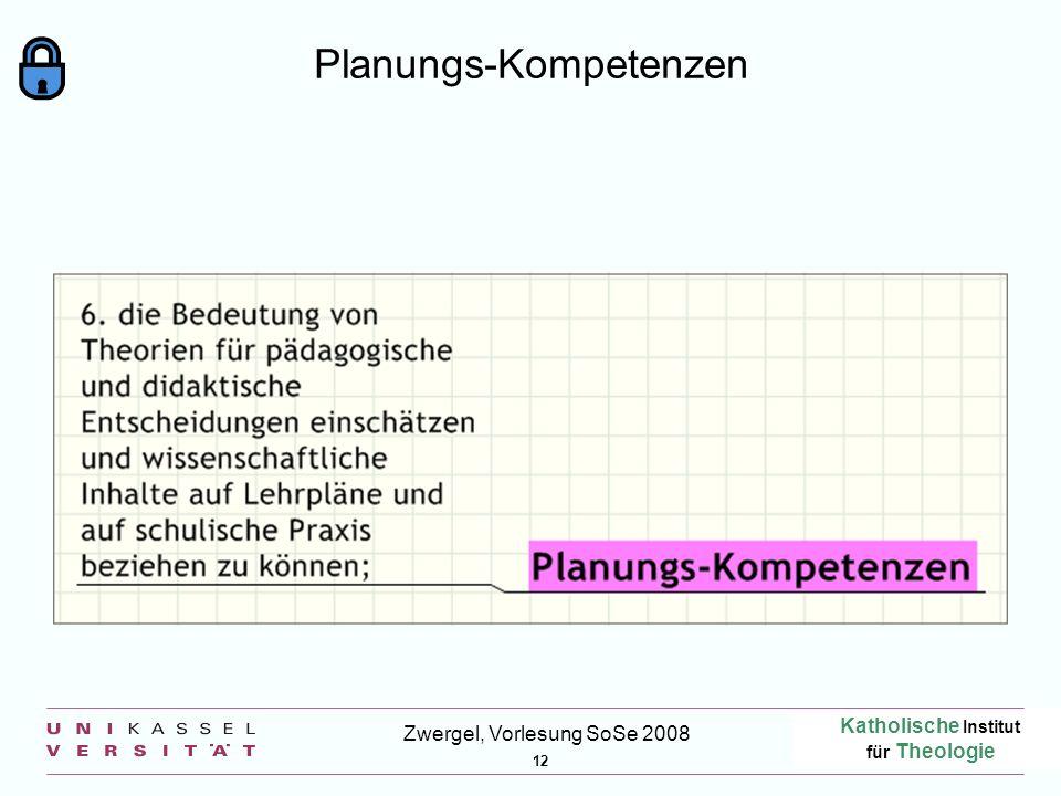 Planungs-Kompetenzen