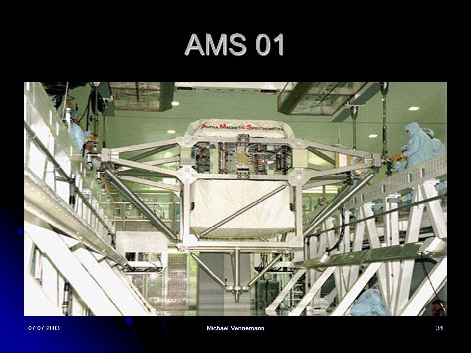 AMS 01 07.07.2003 Michael Vennemann