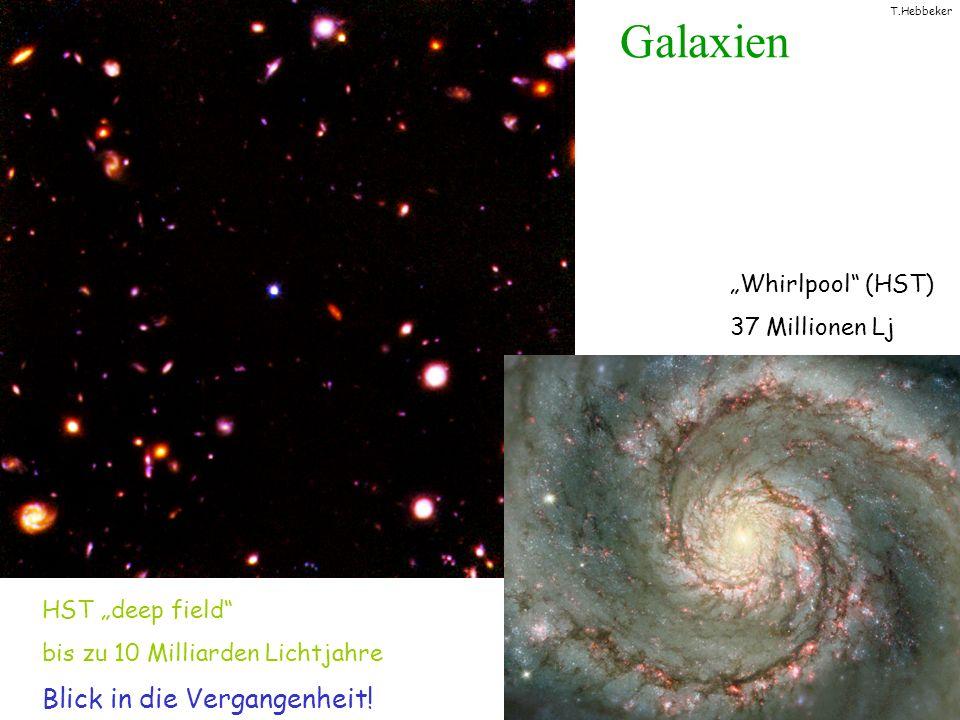 """Galaxien Blick in die Vergangenheit! """"Whirlpool (HST) 37 Millionen Lj"""