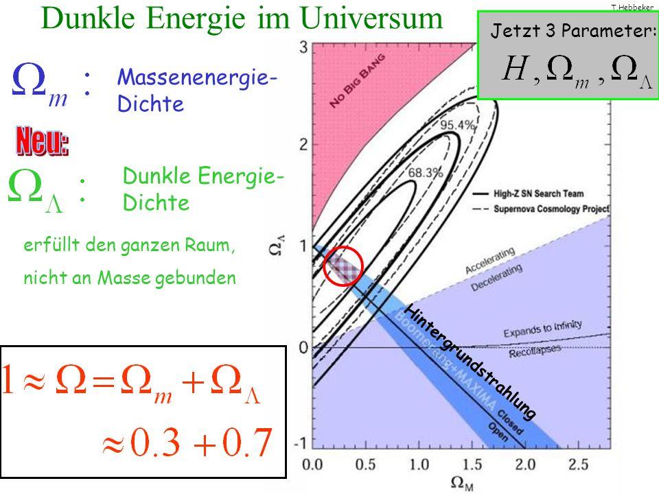 Dunkle Energie im Universum