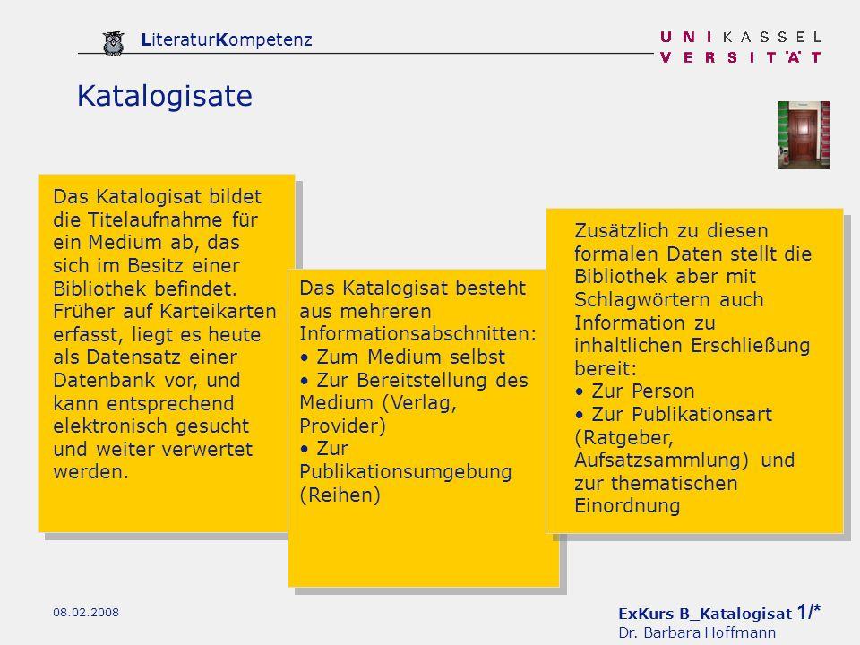 Katalogisate