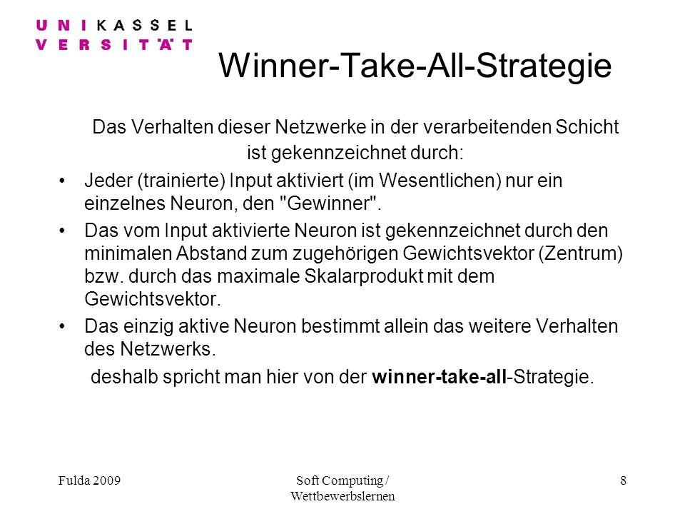 Winner-Take-All-Strategie