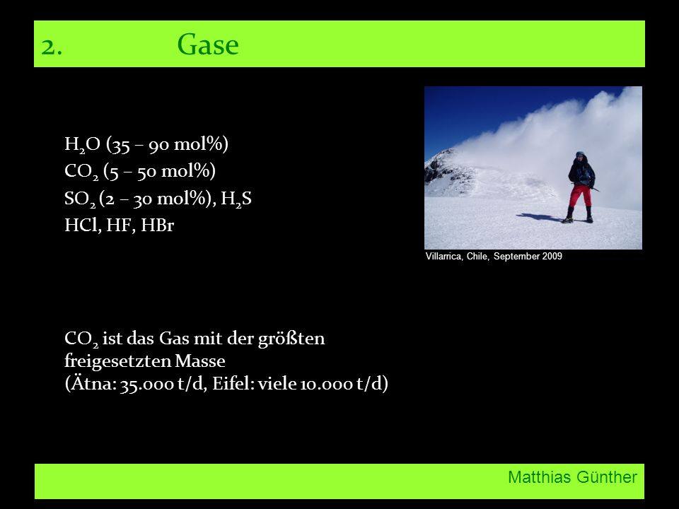 2. Gase