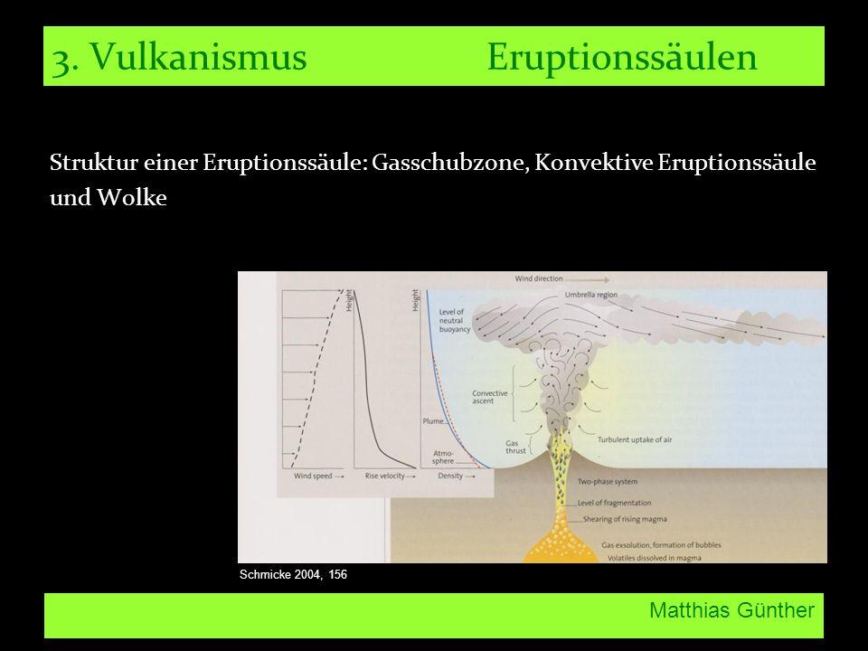 3. Vulkanismus Eruptionssäulen