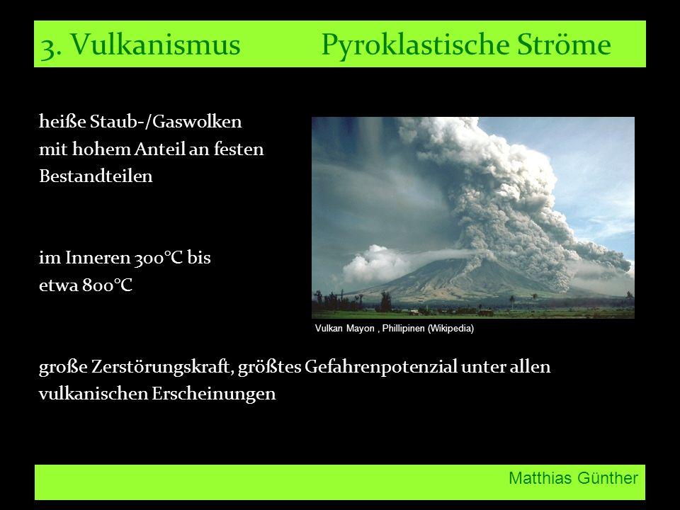 3. Vulkanismus Pyroklastische Ströme