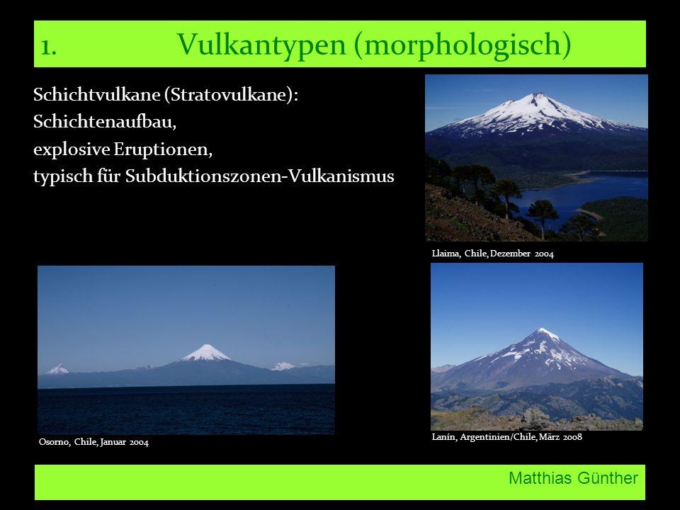 1. Vulkantypen (morphologisch)