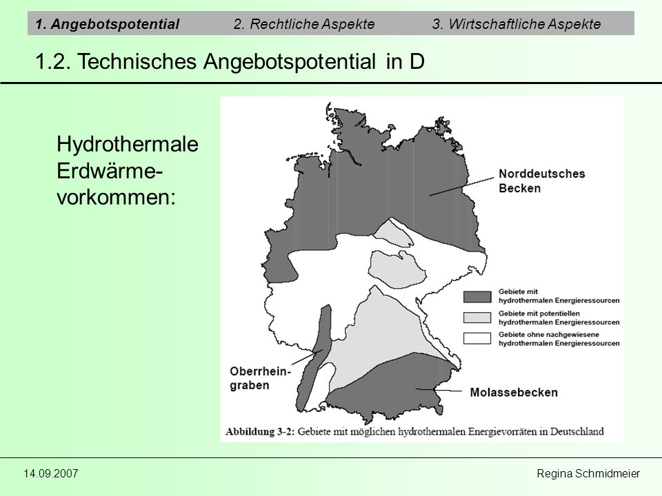 1.2. Technisches Angebotspotential in D