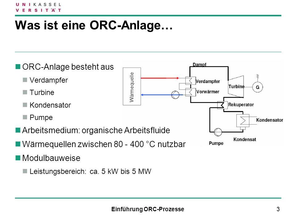 Was ist eine ORC-Anlage…