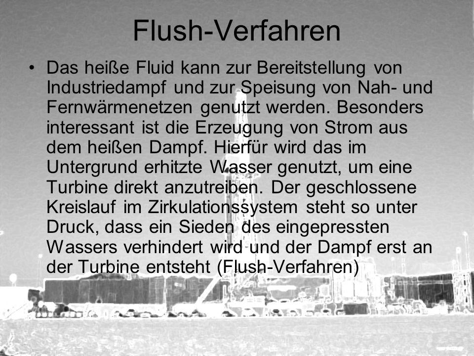 Flush-Verfahren