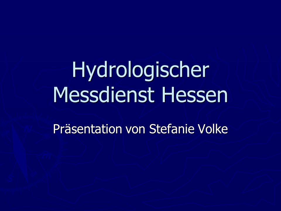 Hydrologischer Messdienst Hessen