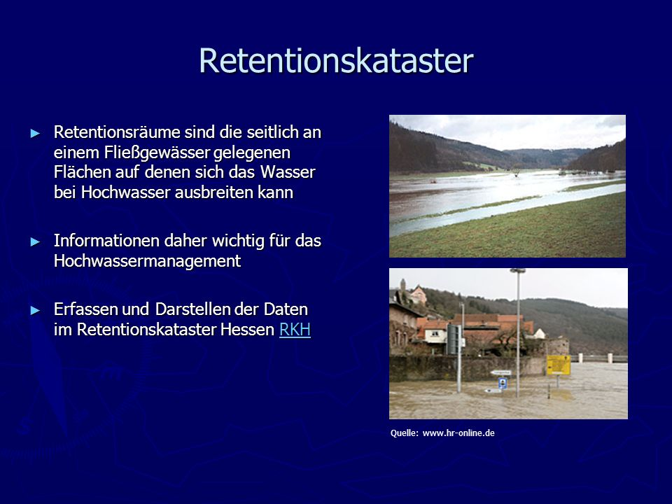 Retentionskataster