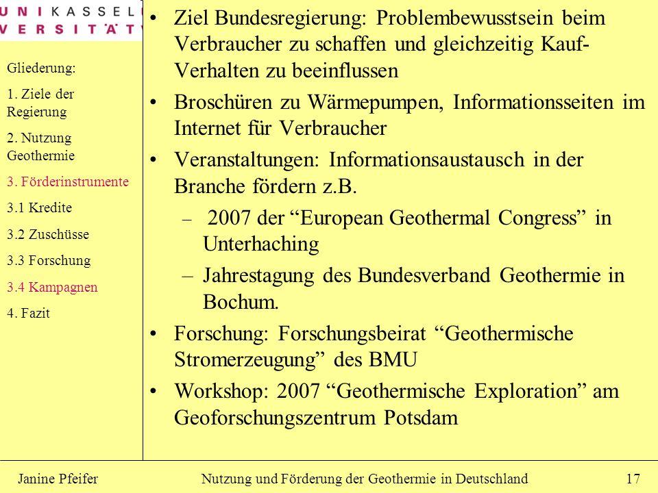 Veranstaltungen: Informationsaustausch in der Branche fördern z.B.