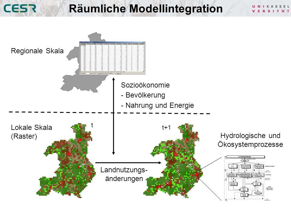 Räumliche Modellintegration