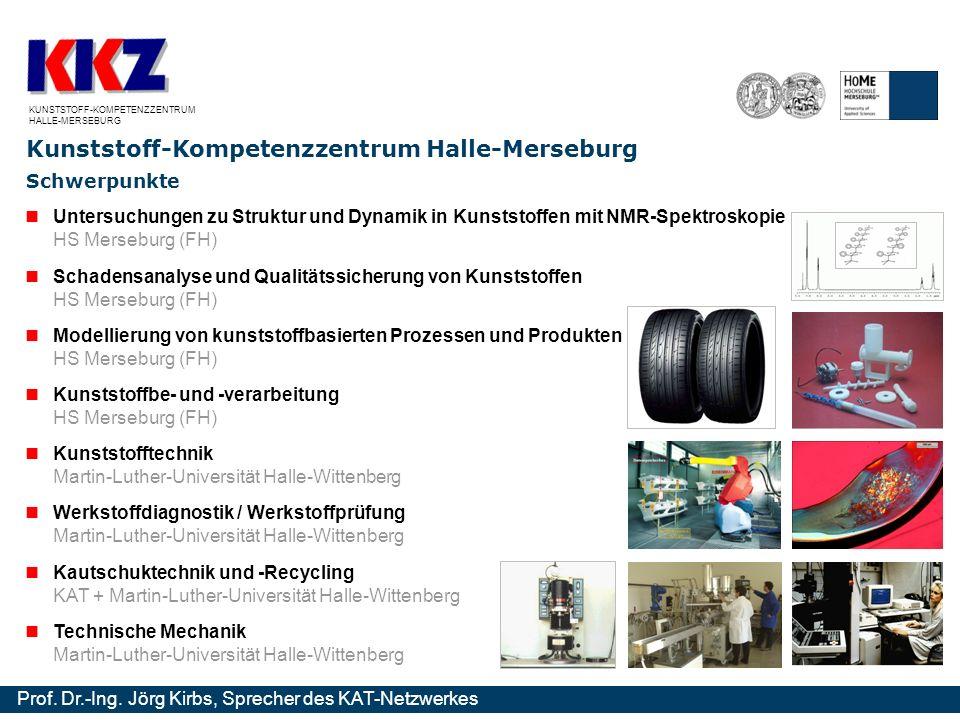 Kunststoff-Kompetenzzentrum Halle-Merseburg