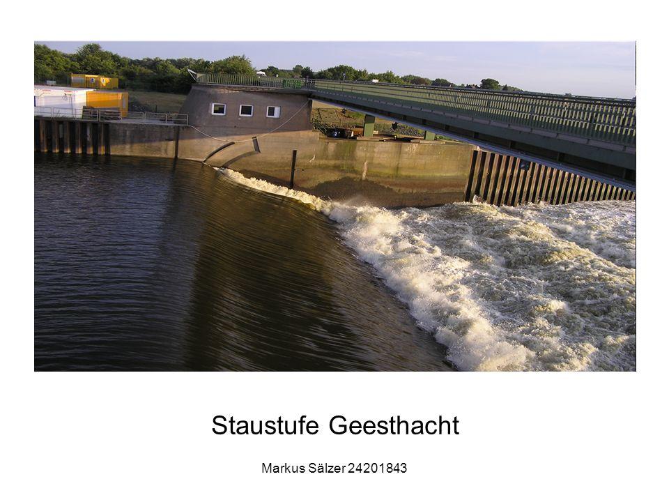 Staustufe Geesthacht Markus Sälzer 24201843