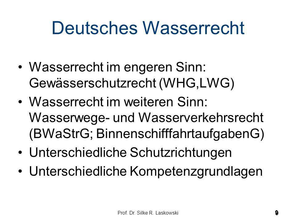 Deutsches Wasserrecht