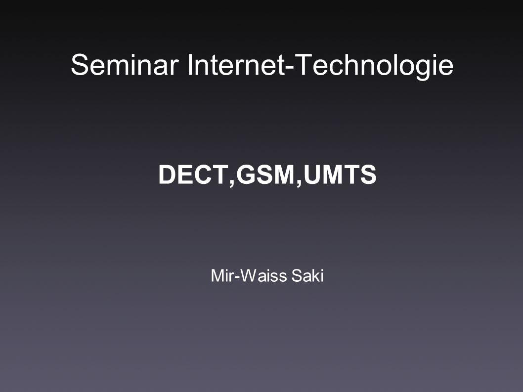 Seminar Internet-Technologie